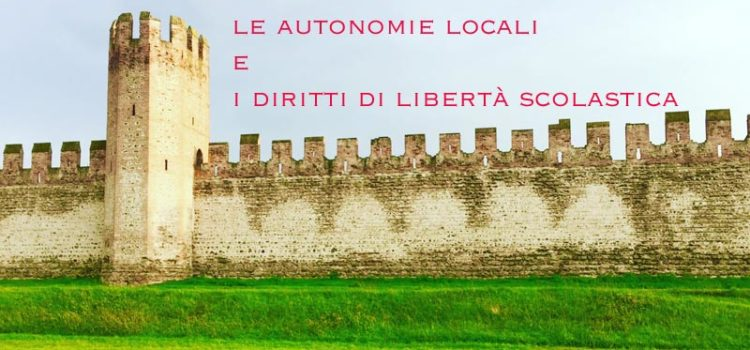 Le Autonomie Locali e il servizio pubblico di trasporto scolastico